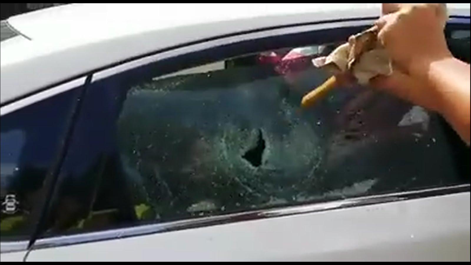 פורץ רכבים בחיפה
